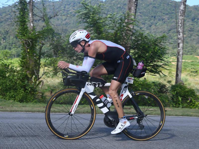 180km Bike ironman Langkawi - IronDam
